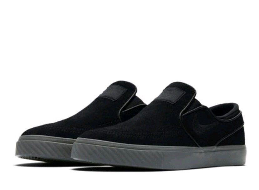 f01fb0566448 Nike Men s Zoom Stefan Janoski Slip On Athletic Snickers Shoes Size US 9   On