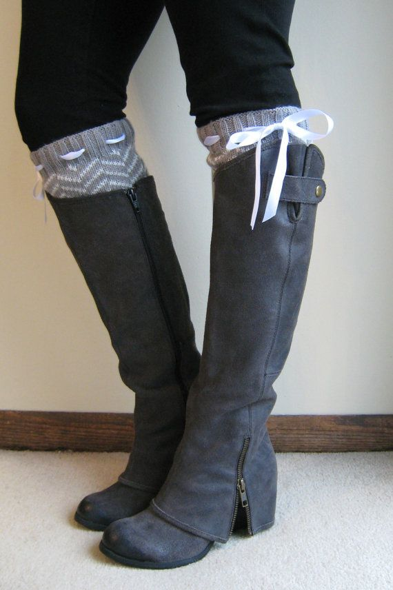 I Need To Get Some Leg Warmers Boots Fashion Style