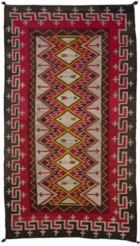 The Foutz Collection Teec Nos Pos Textile C 1930 1940