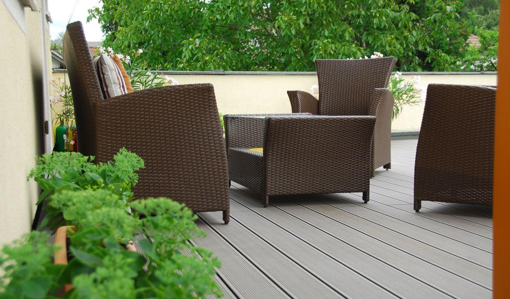 ECO decking supplier in malaysia Outdoor flooring