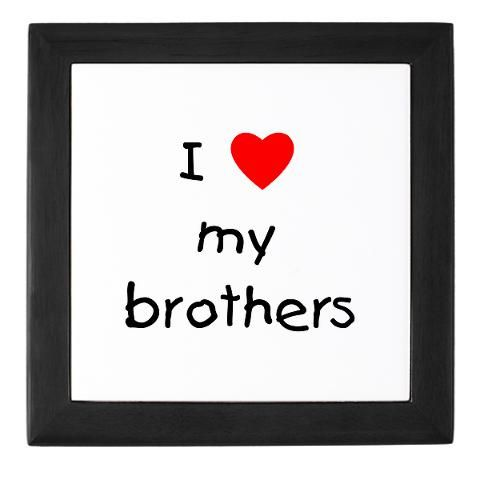 My brother love This Is