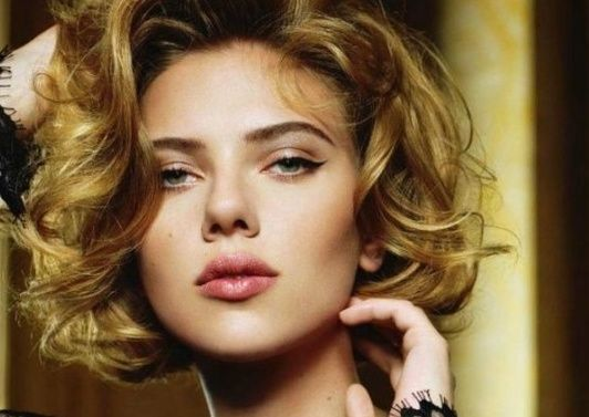 Surprising 1000 Images About Haircut On Pinterest Wavy Bobs Curly Bob Short Hairstyles Gunalazisus