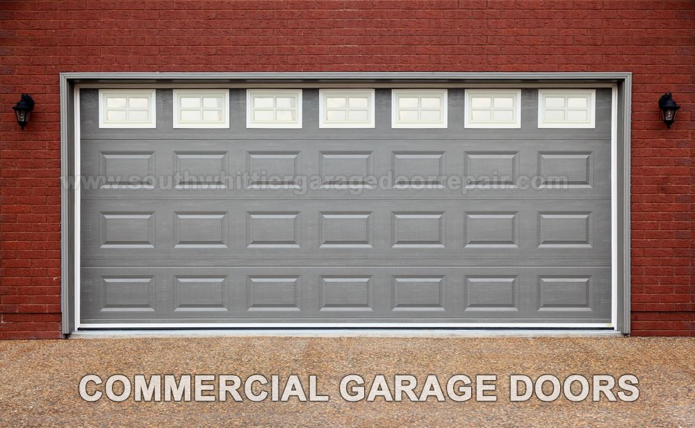 South Whittier Garage Door Repair Is Your Local One Stop Shop For