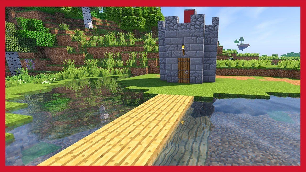 Come Fare Un Letto Su Minecraft : Minecraft: come fare un ponte levatoio tutorial minecraft