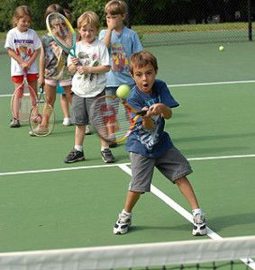 Tennis Drills For Children And Kids Kids Tennis Tennis Lessons For Kids Tennis Drills