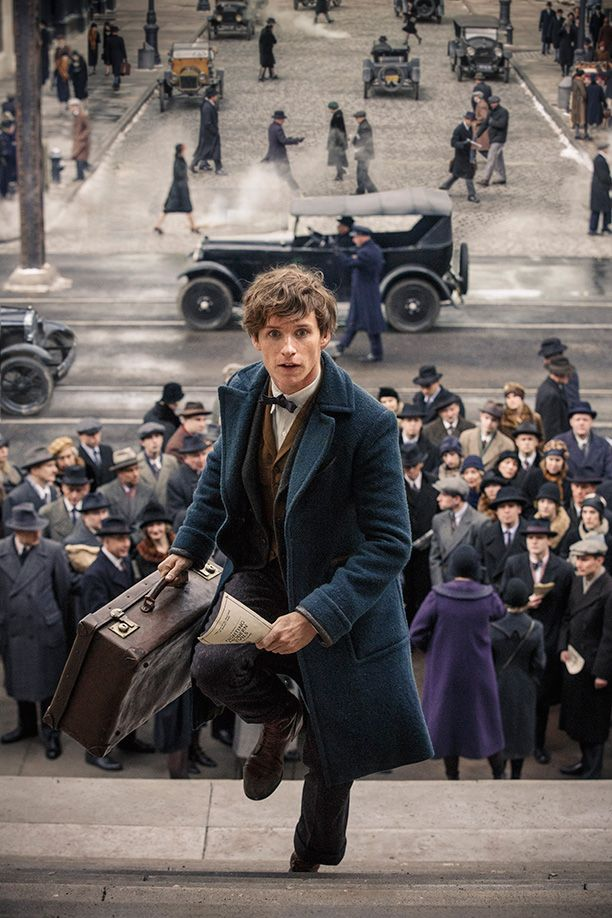 Eddie Redmayne answers all our burning #FantasticBeasts questions