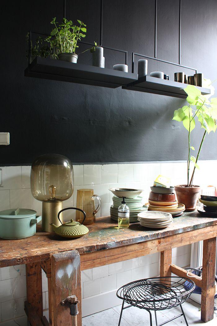 kitchen styling Interiorinsp Pinterest Küchenplatten - ideen für küchenwände