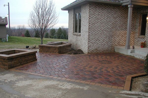 patio design ideas with pavers paver patio arty