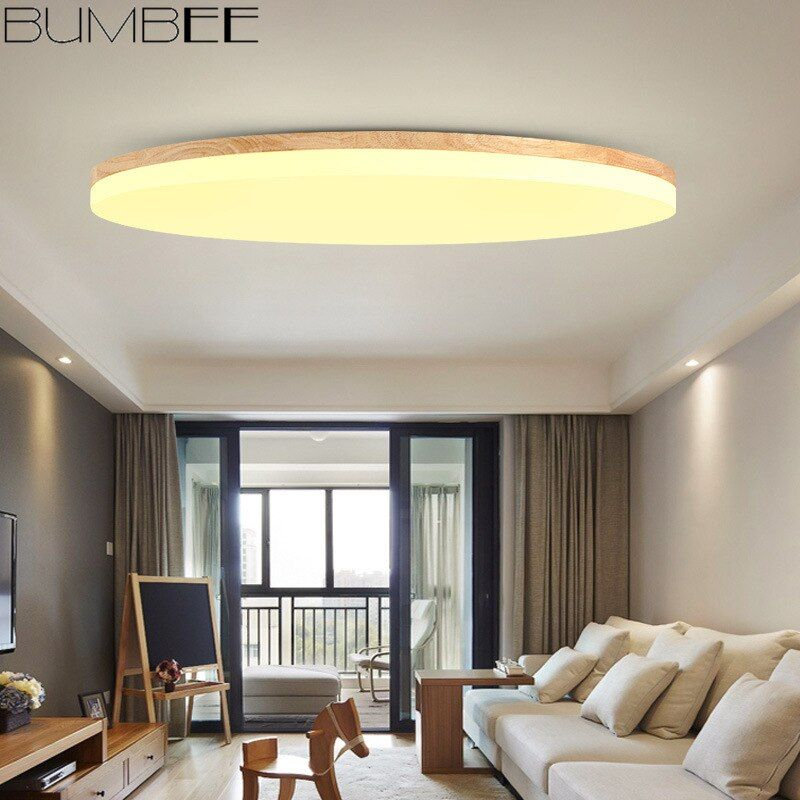 Limited Offer Nordic Ultra Thin Led Ceiling Lamp Round Simple Modern Ceiling Lights Bedroom Li In 2020 Ceiling Lights Living Room Light Fixtures Bedroom Ceiling Light