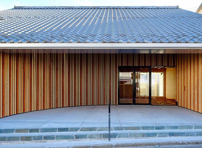 tokorozawa nakadori project uses locallysourced materials
