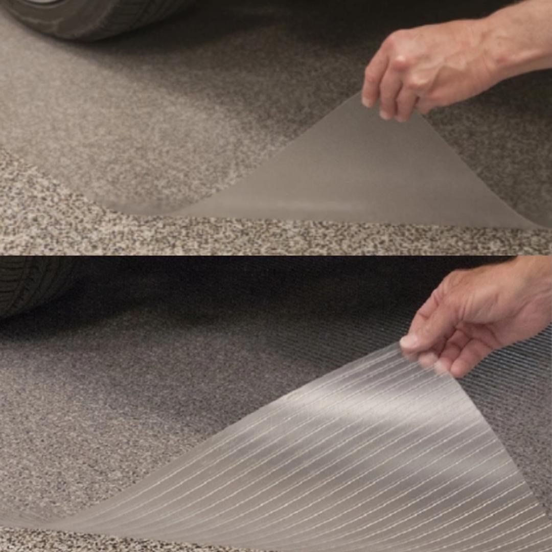 GFloor® Clear Levant™ Floor Cover and Protector Floor