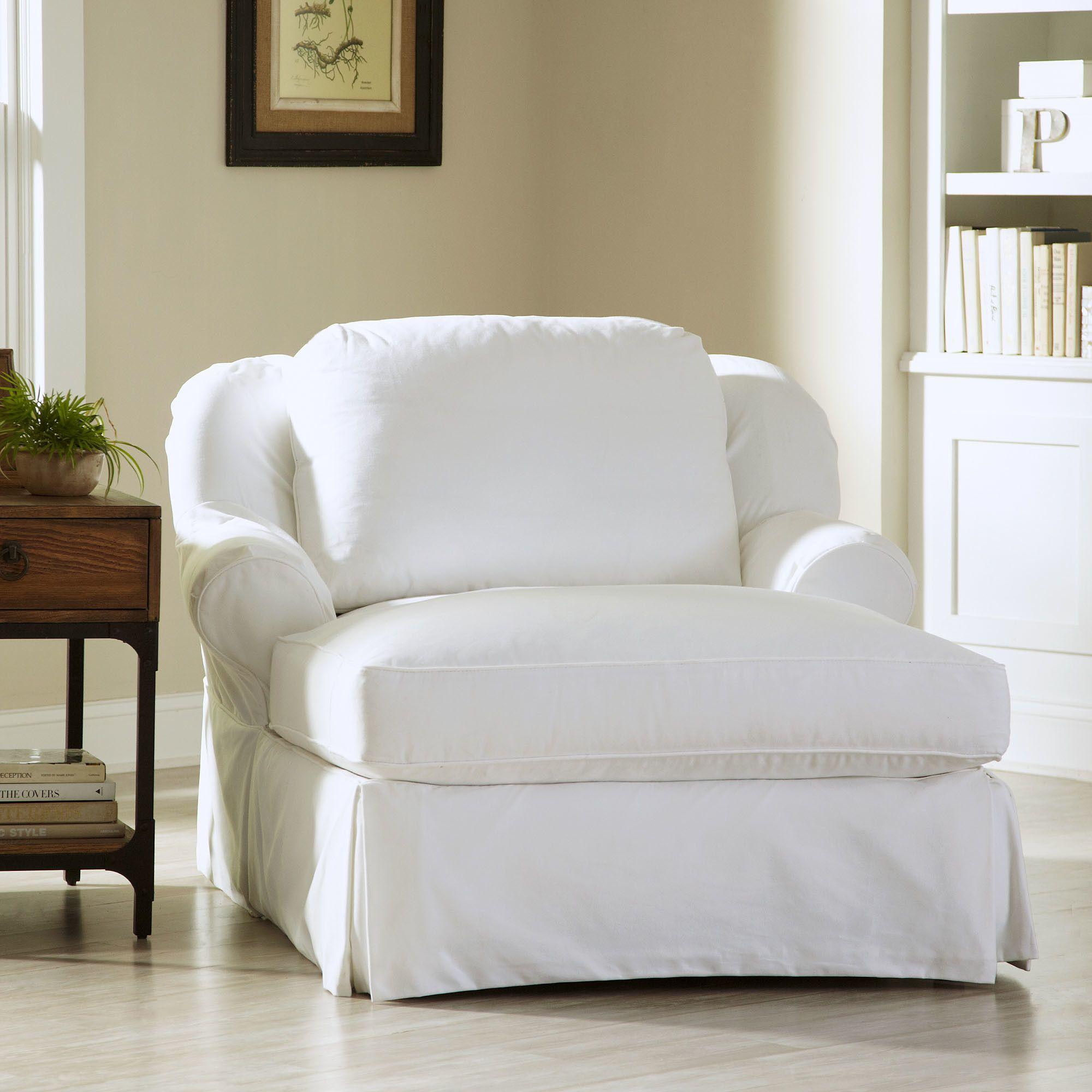 Pin On White Living Room Inspiration Living room chaise lounge covers