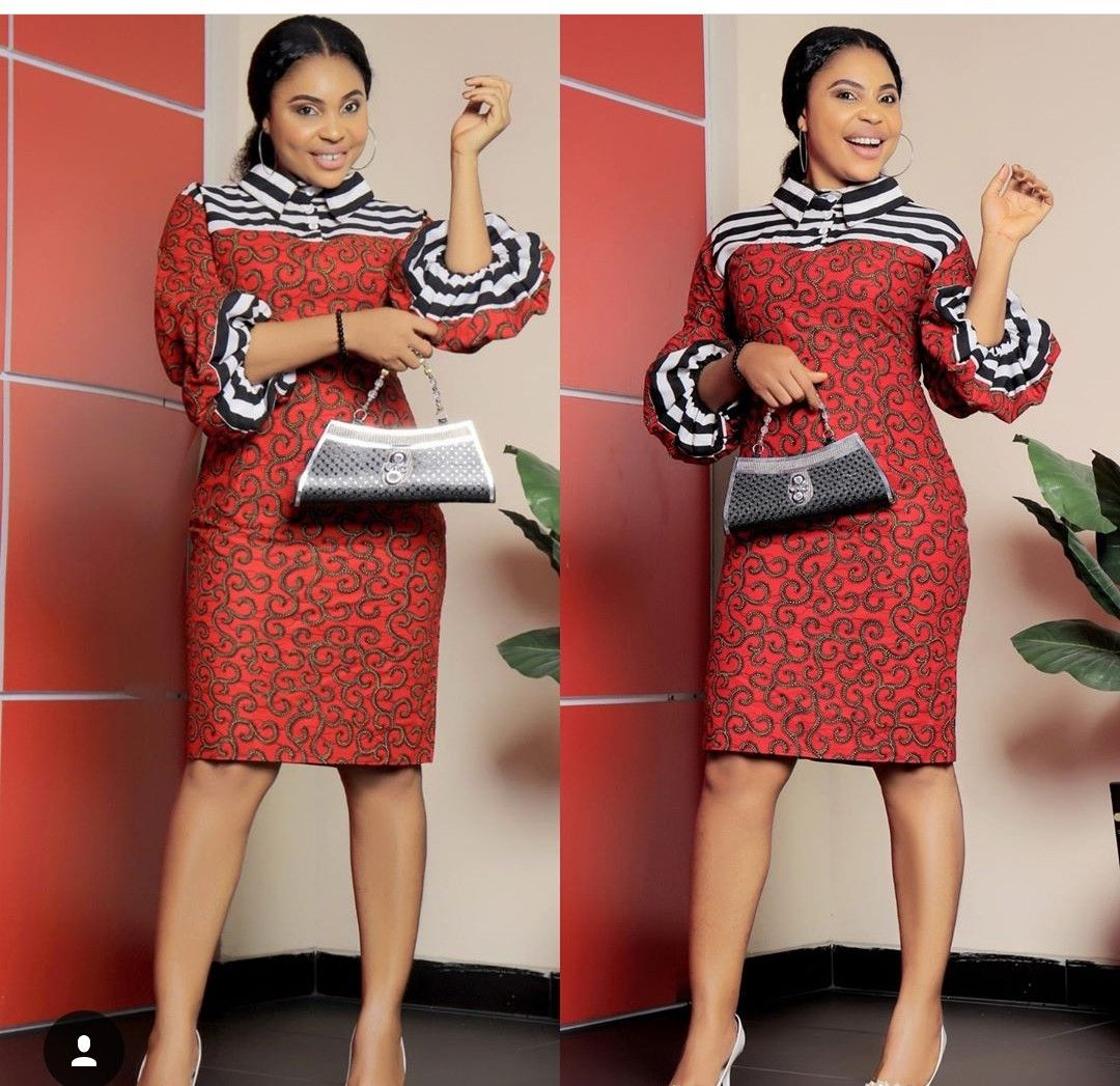 FASHIONABLE 2019 NIGERIAN FASHION, OUTSTANDING STYLE FOR YOU! #nigeriandressstyles