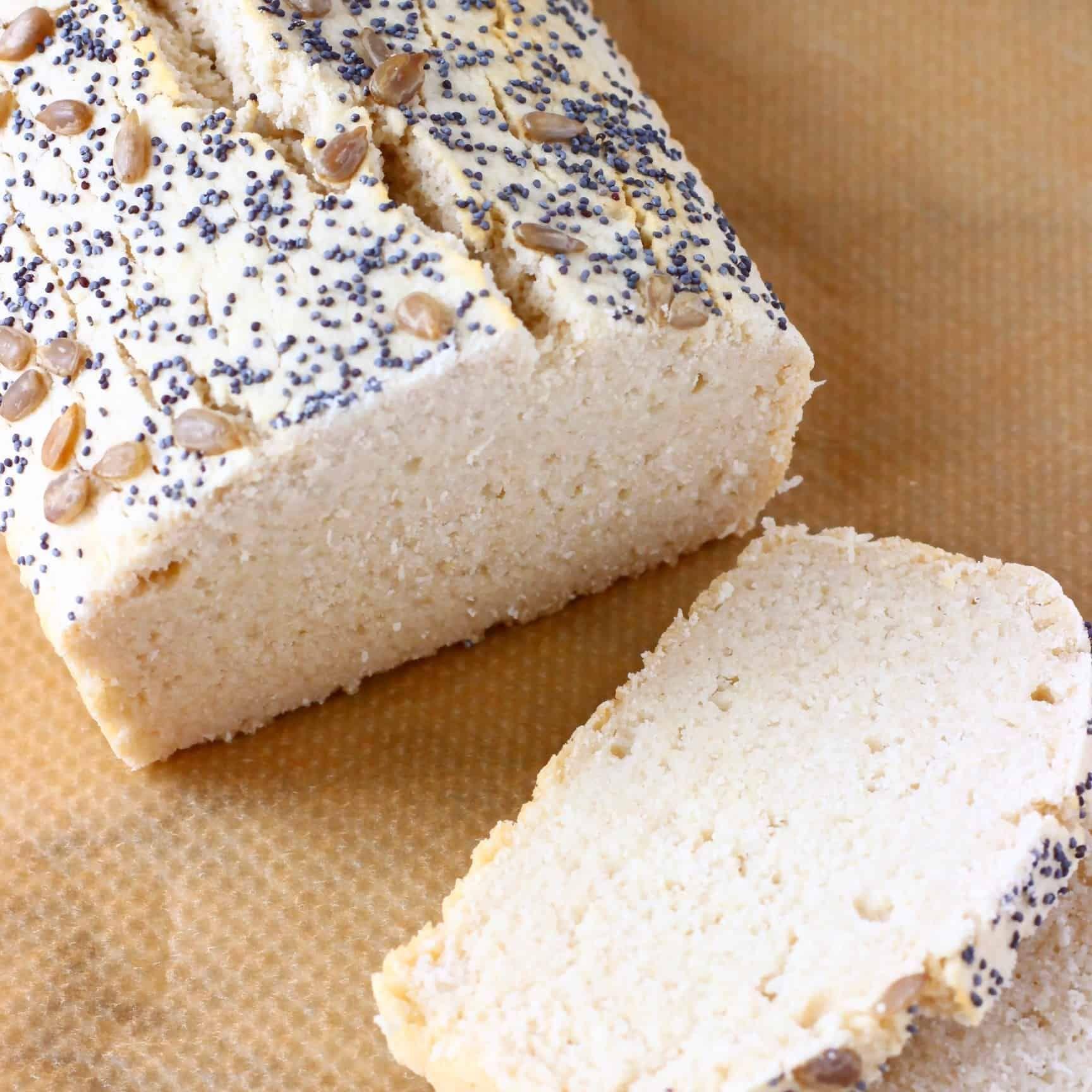Gluten Free Rice Bread Vegan Gluten Free Vegan Bread Gluten Free Recipes Bread Rice Bread