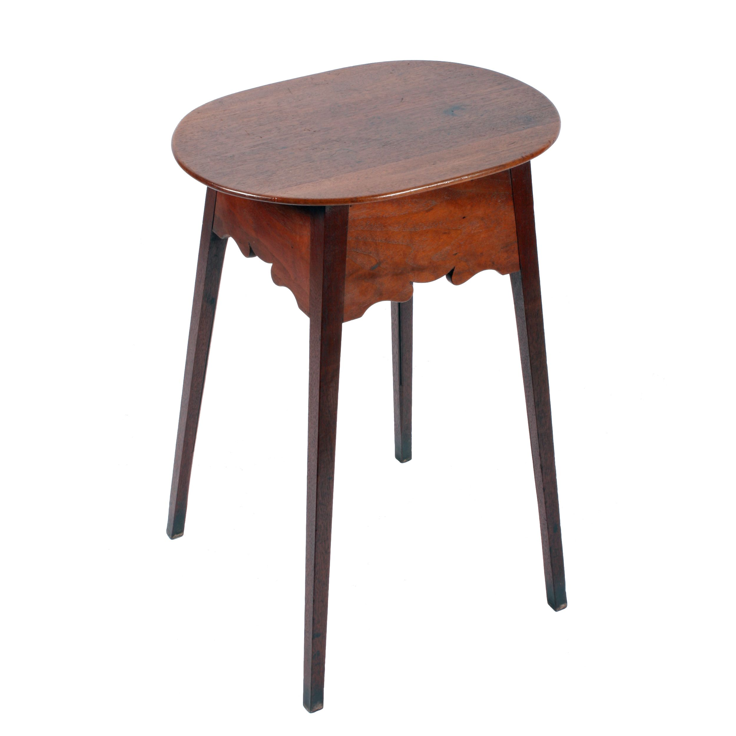 Georgian walnut lamp table antique tables pinterest discover georgian walnut lamp table geotapseo Image collections