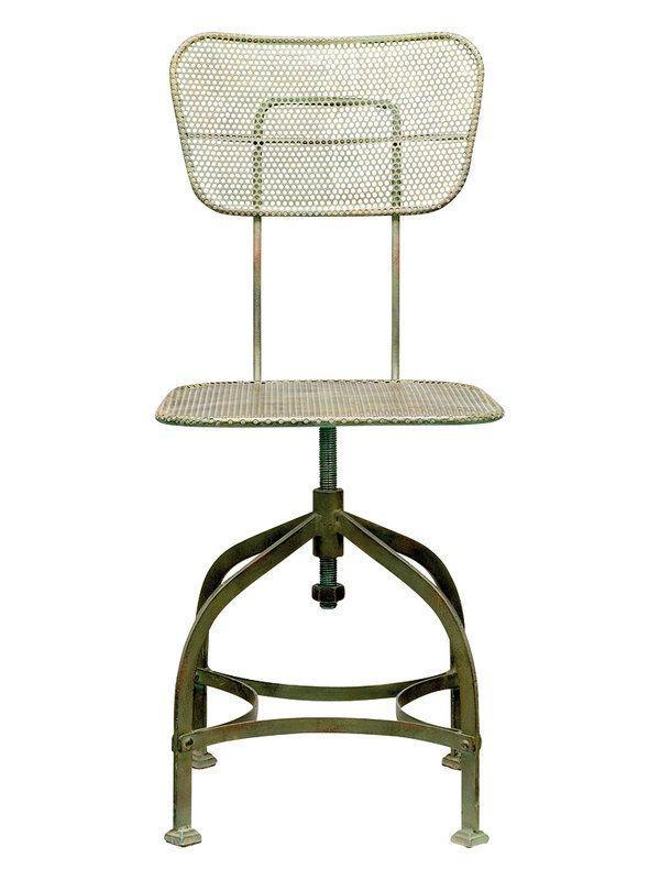 Un dormitorio juvenil vintage  Chairs and armchairs
