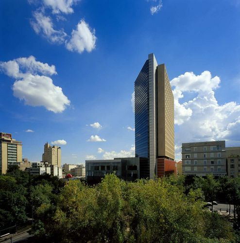 Hilton Mexico City Reforma The Five Star Hilton Mexico City