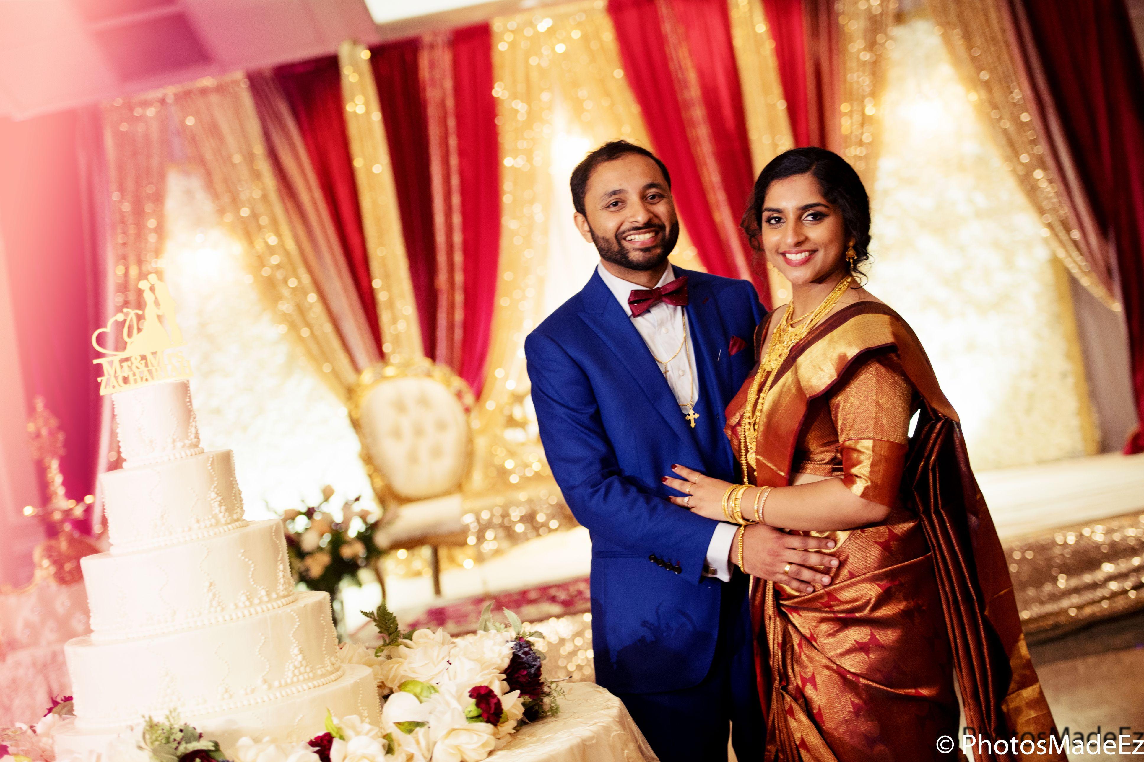 Bride Photo Malayali Christian Wedding Reception South Indian Bride Knanaya Wedding In Springfield Bride Photo Best Wedding Photographers Christian Wedding