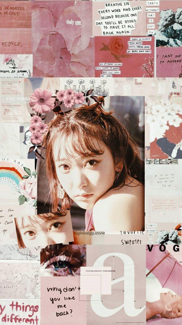 Izone Hkt48 Miyawaki Sakura Lockscreen Produce48 Di