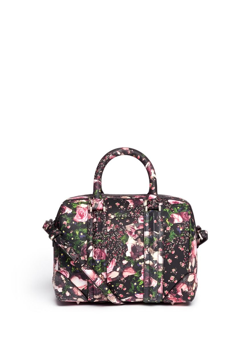 fbe22deabb Givenchy Lucrezia Floral BAG!!!  floral  accessories  bag  givenchy ...