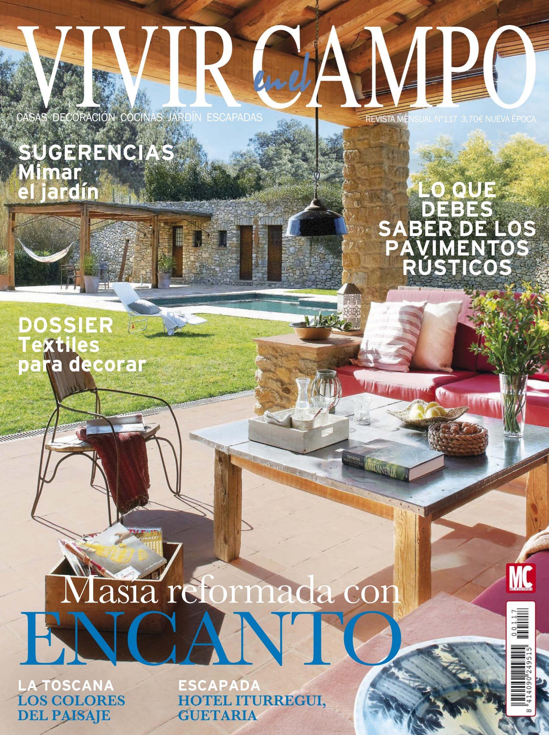 Revista VIVIR EN EL CAMPO 117. Lo que debes saber de los #pavimentos ...