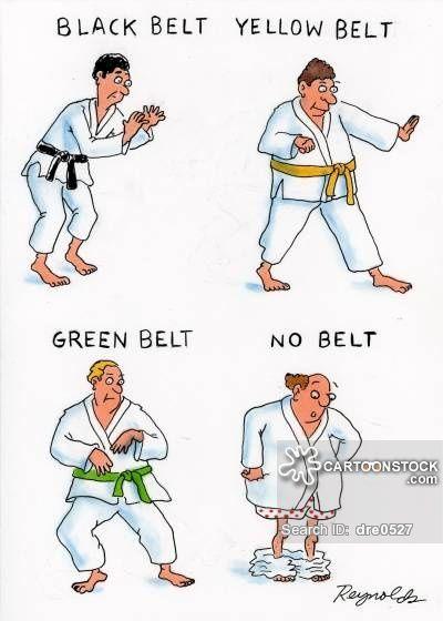 Funny Martial Arts Cartoons Google Search