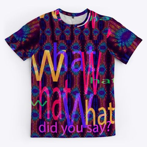 What did you say?  #what, #did, #you, #say, #?, #jazgraphic