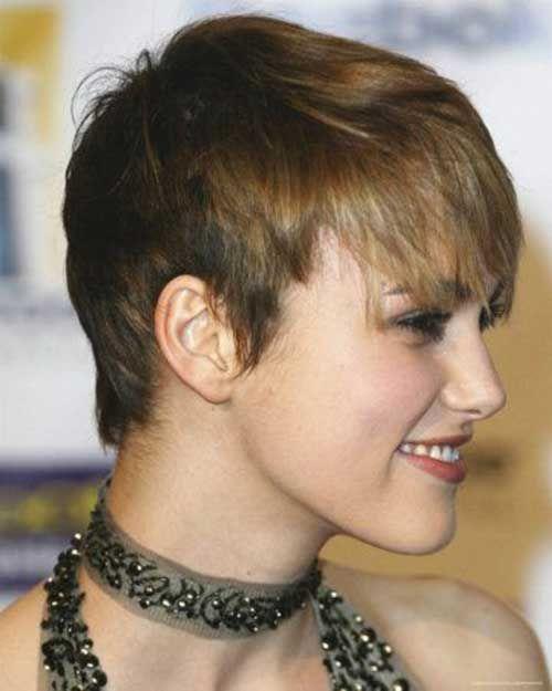 Wonderful 20 Best Keira Knightley Pixie Cuts | Http://www.short Hairstyles.co/20 Best  Keira Knightley Pixie Cuts.html