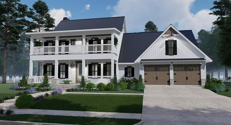 Stonewall House Plan House Plans Farmhouse Farmhouse Plans Two Story House Plans