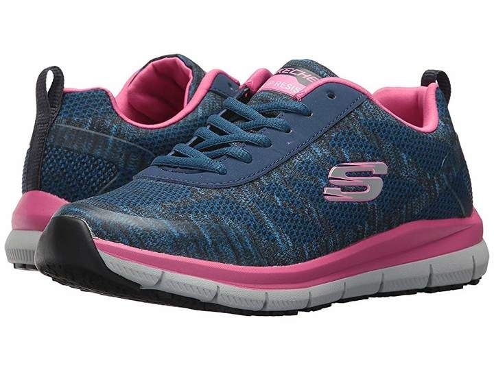 Skechers Comfort Flex SR HC | Skechers work, Skechers