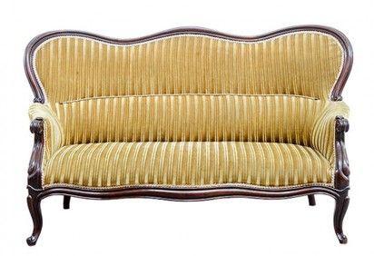 Canape Ancien Canape Causeuse Canape Napoleon Iii Canape 1900 Canape Retro Causeuse Canape Canape Ancien