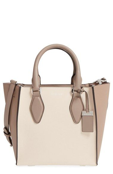 d4f4aad0cd29 MICHAEL KORS 'Small Gracie' Leather Tote. #michaelkors #bags #shoulder bags  #hand bags #leather #tote