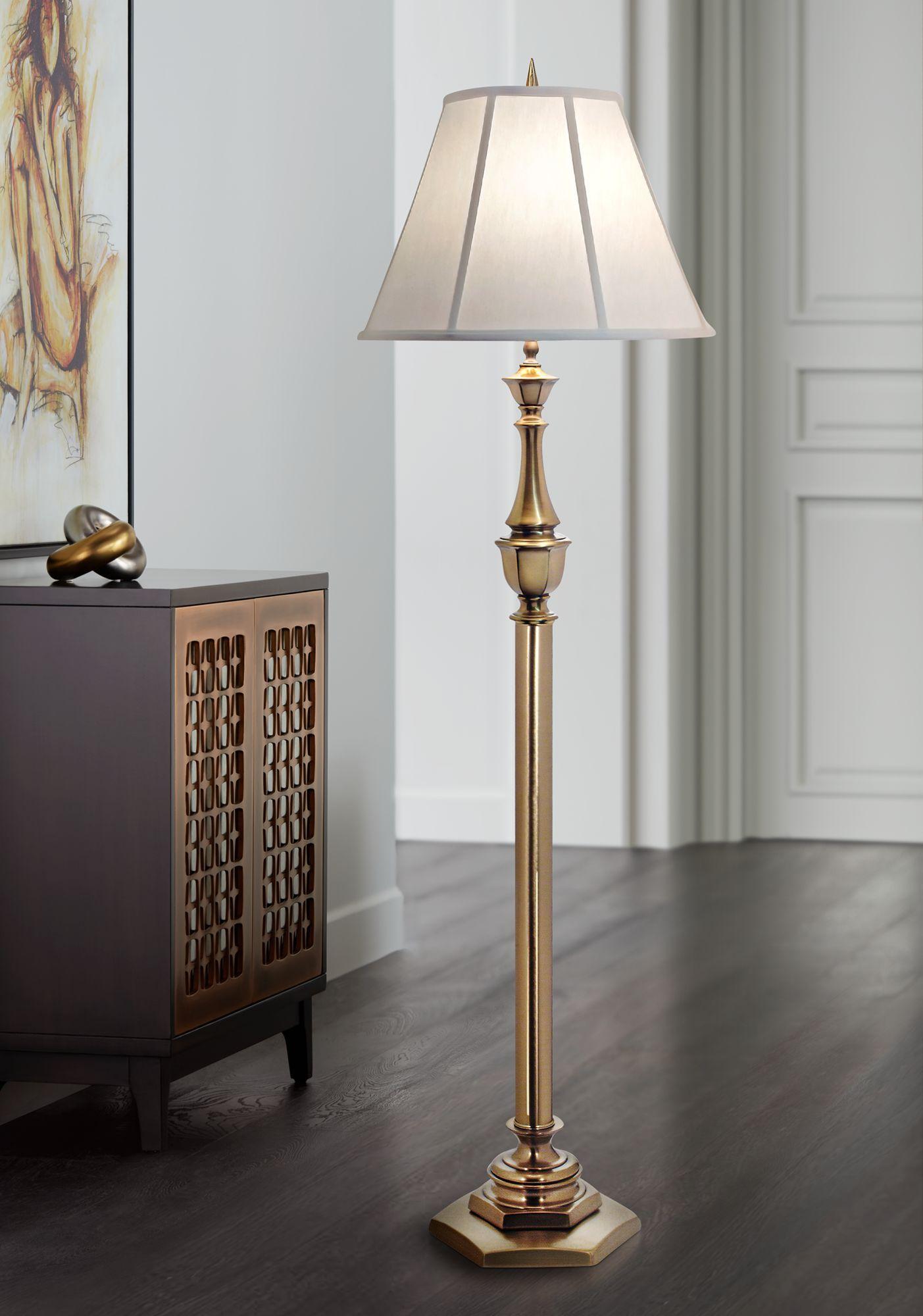 Stiffel Brass Floor Lamp A Type Of Traditional Lamp Antique Brass Floor Lamp Antique Floor Lamps Floor Lamp
