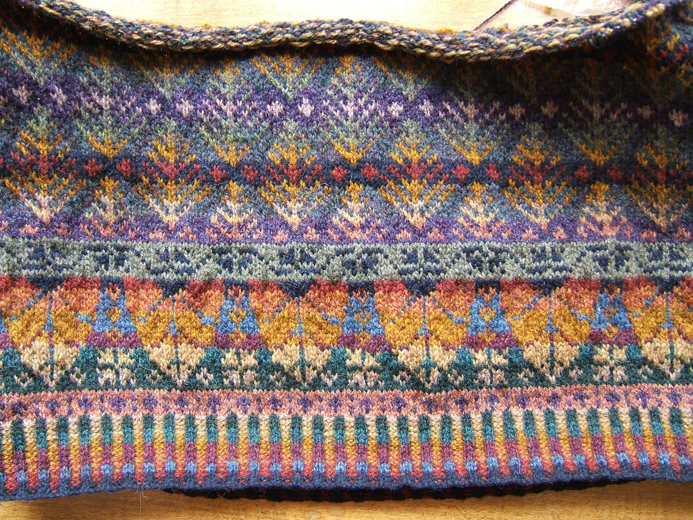 Knitting Speed Stitches Per Minute : The Secret to Speed in Fair Isle Knitting - West Coast Knitter knit designs...