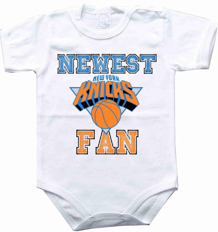 Baby bodysuit Newest fan New York Knicks NY NBA basketball e Piece
