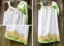 Image Result For Pillowcase Dress Pattern Free Martha