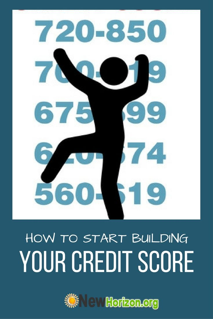 How Can I Start Building My Credit History Improve Credit Score