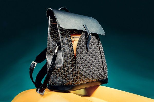 58efd78dfbb41 Goyard Alpin Backpack