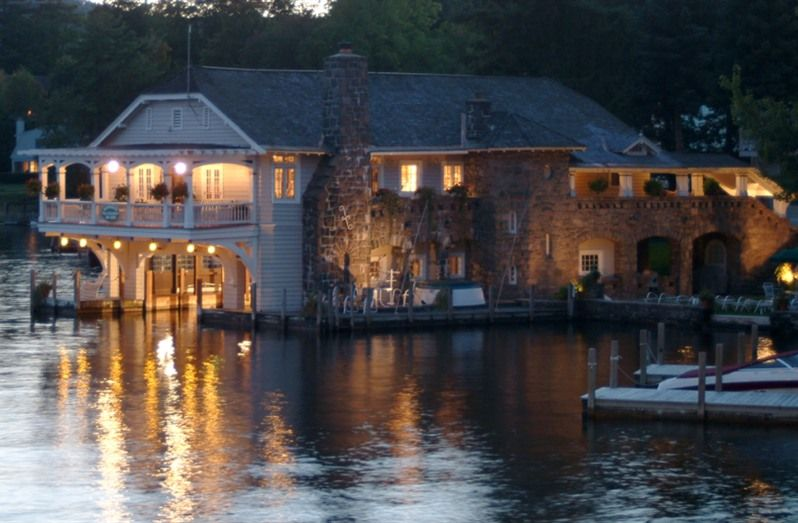Lake George Boathouse Bed And Breakfast In Bolton Landing New