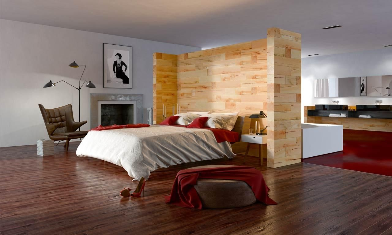 42 Schlafzimmer Deko Ideen Wand | Modern bedroom design, Bedroom design, Modern bedroom