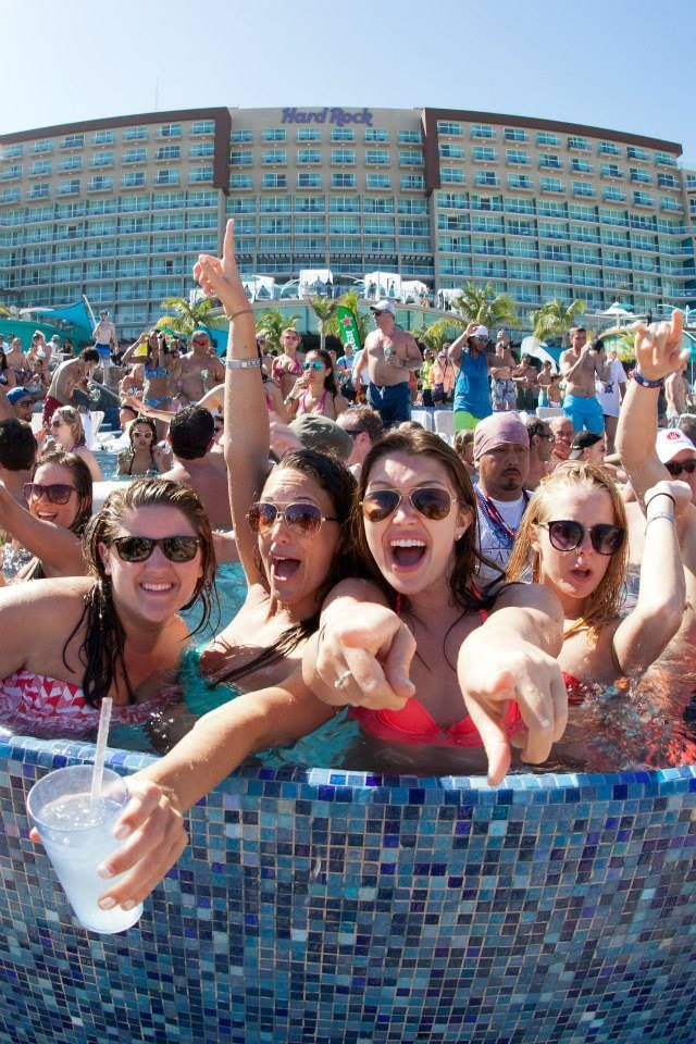 Los Mejores Hoteles En Cancun Para El Spring Break Best Hotels In For
