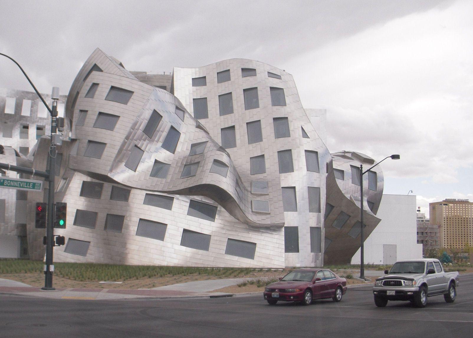 Unique Architectural Buildings
