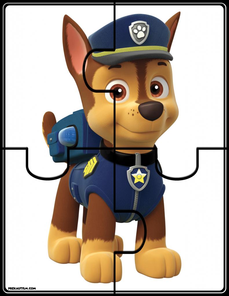 Paw Patrol Puzzles Paw Patrol Games Paw Patrol Birthday Paw Patrol Printables [ 1024 x 791 Pixel ]
