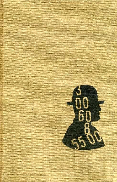 1968, binding illustration for Moji přátelé milionáři by Bernt Engelmann Slovakian Expose Redux - 50 Watts