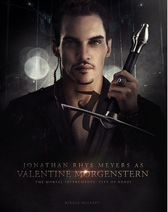 Jonathan Rhys Meyers ~ Valentine Morgenstern ~ The Mortal ...