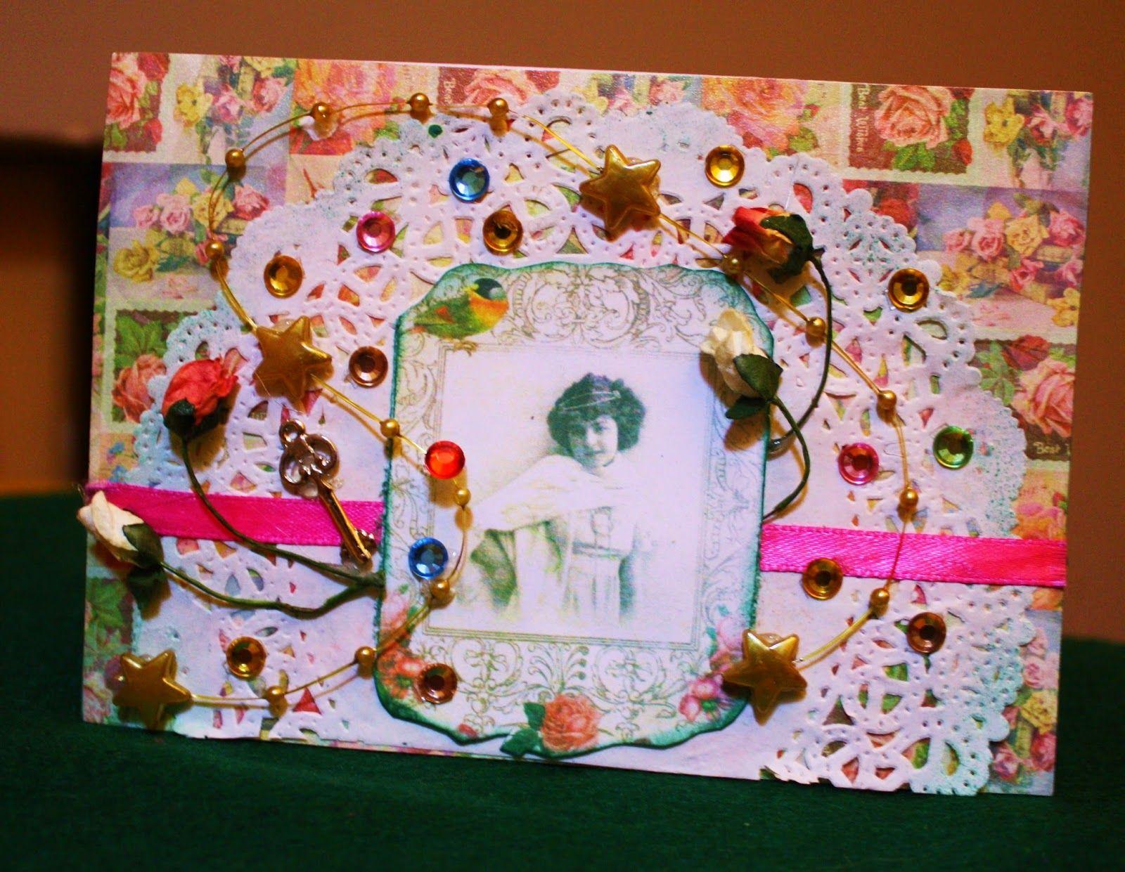 Soo's Creaxions: Audrey's 21st Birthday