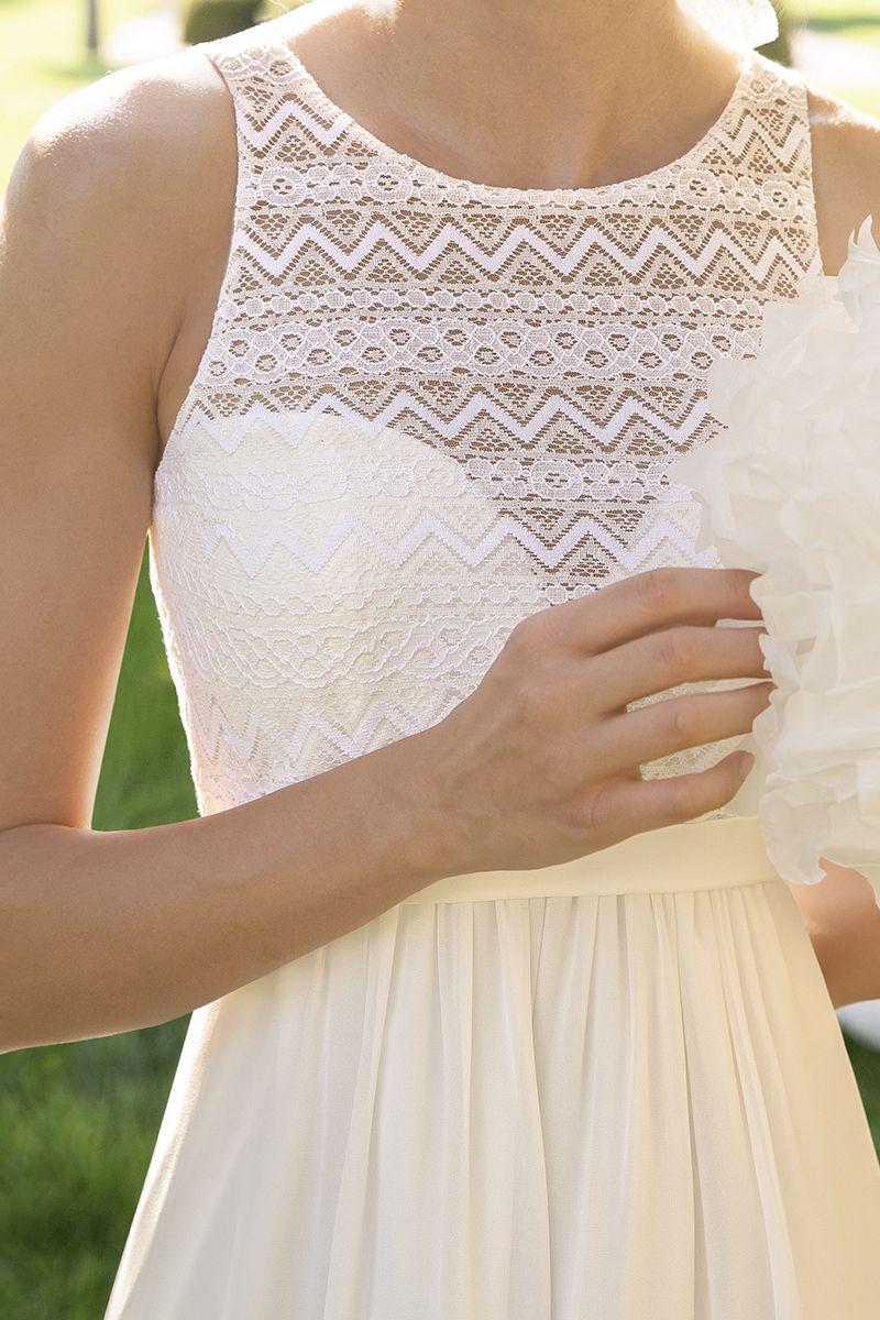 Kleemeier Brautkleider Festliche Kleider Dessous Boho Kleid Brautmode Brautkleid Schlicht
