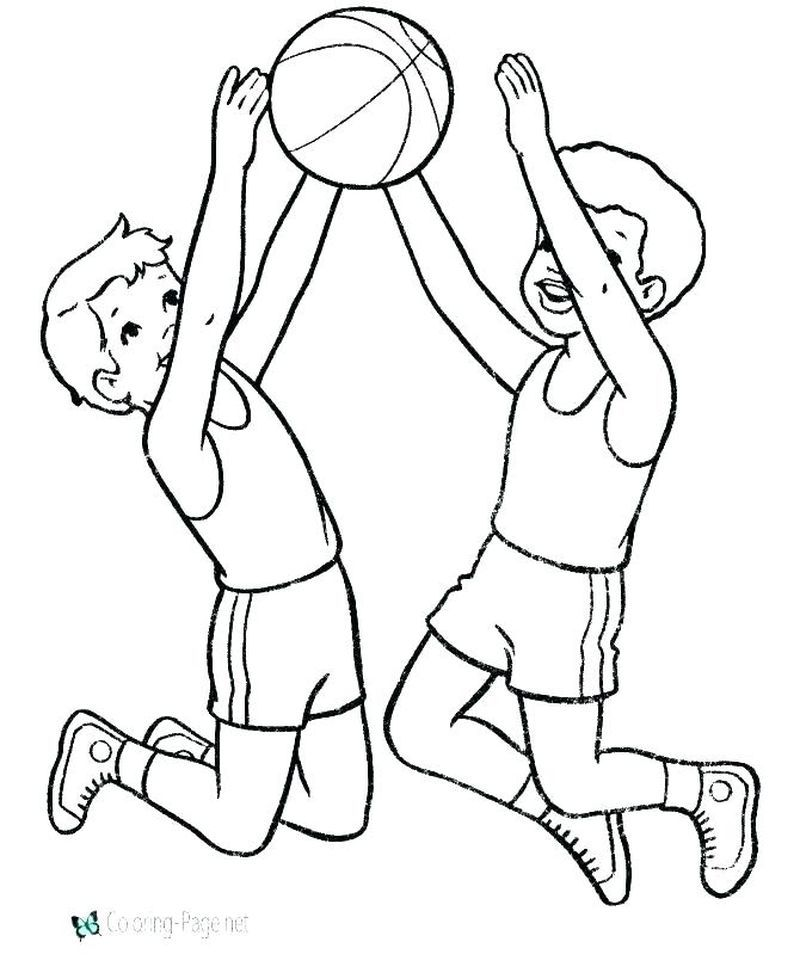 Free Coloring Pages Of Sportsprintable Sports Coloring Pages Coloring Pages For Boys Sports Drawings