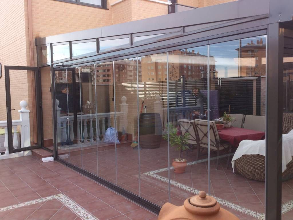 7 Terrace Covers For Your Home Cerramientos Terrazas