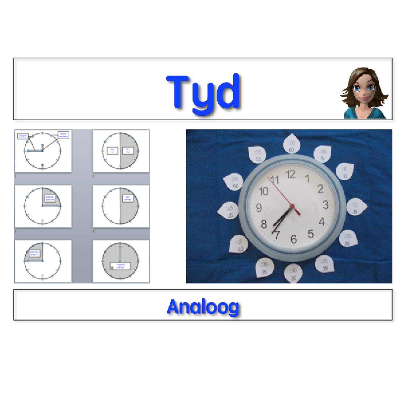 Time Tyd With Images
